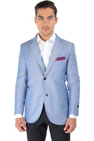 Slim fit suit jacket textured · Saco sport Dana corte regular fit algodón 87912c58529