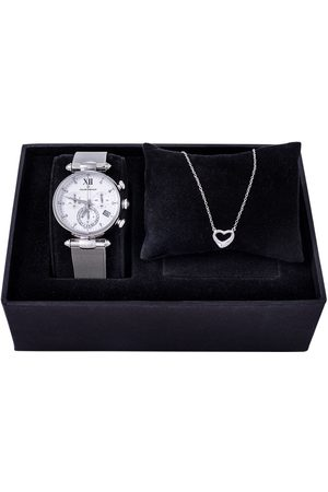 Box set de reloj para dama Claude Bernard Dress Code 10216.3.APN1