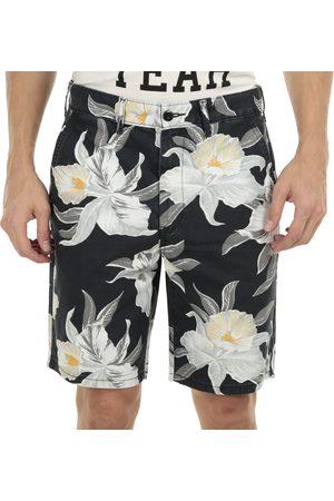 Hombre Bermudas - Bermuda con diseño floral Levi's algodón