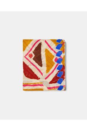 Zara PAREO ESTAMPADO ESTILO AFRICANO - Disponible en más colores
