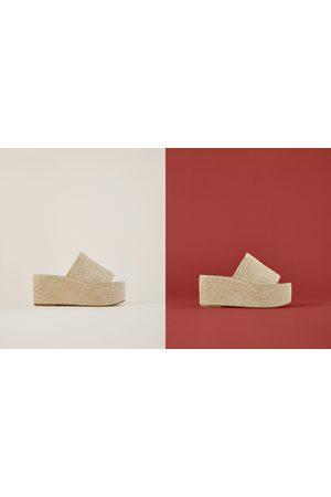 Mujer Ahora Y Compra Color Mejor Sandalia De Beige ¡compara Yute Al BorCdxe