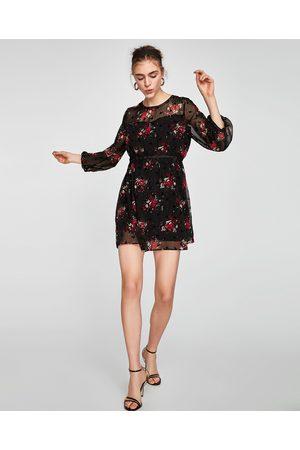 e44cf3e631 Vestidos Cortos de mujer Zara online ¡Compara ahora y compra al ...