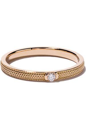 De Beers Anillo Azulea One-Diamond en oro rosa 18kt