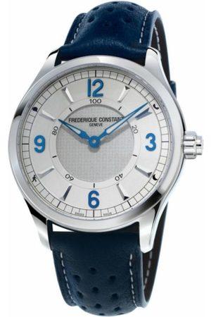 Reloj smartwatch para caballero Frederique Constant Horological FC-282AS5B6 azul