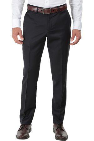 Pantalón de vestir JBE corte slim fit lana