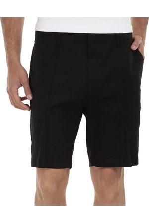 Bermuda Calvin Klein algodón negra