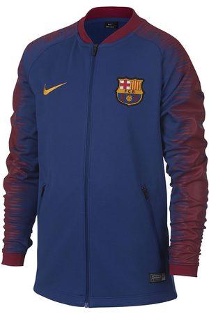 Chamarra Nike FC Barcelona para niño