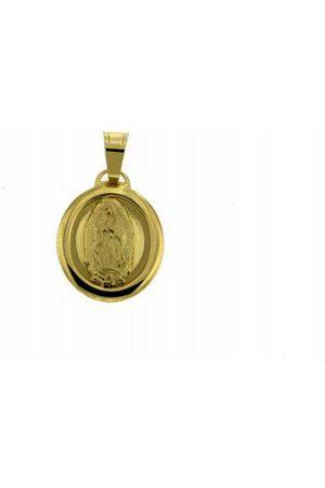 Medalla para dama Dinasti de 14 k