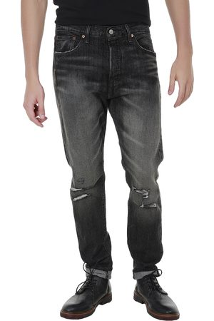 Jeans Levi's 501 corte regular algodón