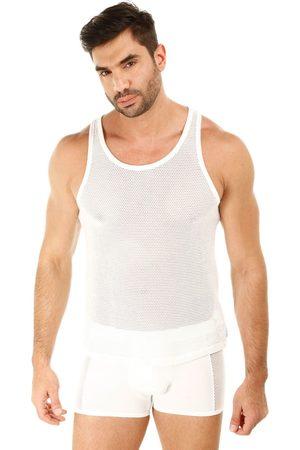 Camiseta Calvin Klein cuello redondo blanca