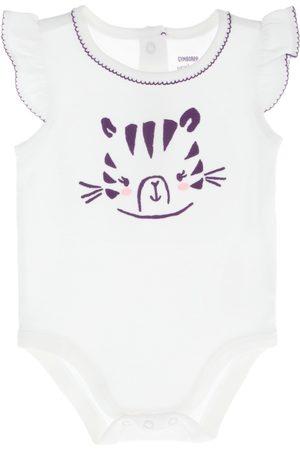 Pañalero liso Gymboree de algodón para bebé