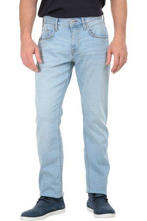 Jeans Tommy Hilfiger corte regular algodón