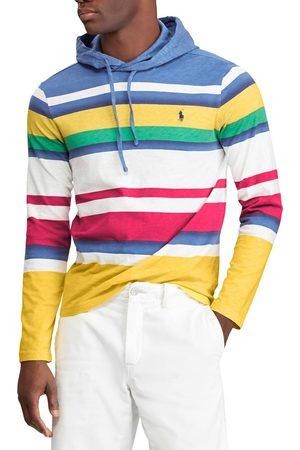 Sudadera a rayas Polo Ralph Lauren algodón