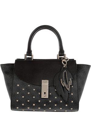 Bolsa satchel Guess
