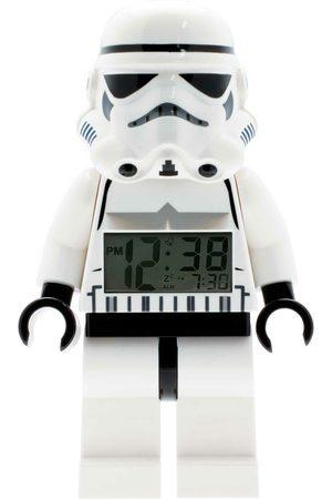 Reloj despertador para niño Lego Star Wars 9002137 Stormtrooper