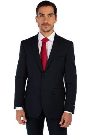 Saco de vestir Kenneth Cole corte slim fit negro