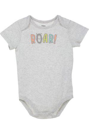 Pañalero jaspeado Gymboree de algodón para bebé