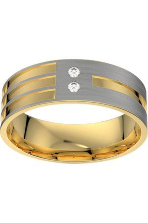 Argolla unisex Argoollas Oratum Suprime Brill de oro 14 k