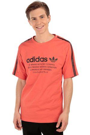 Playera Adidas Originals cuello redondo algodón melón