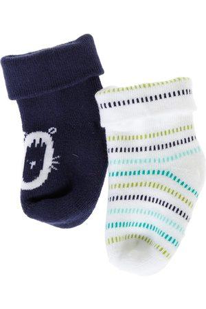 Calcetines con diseño gráfico Gymboree de algodón para bebé
