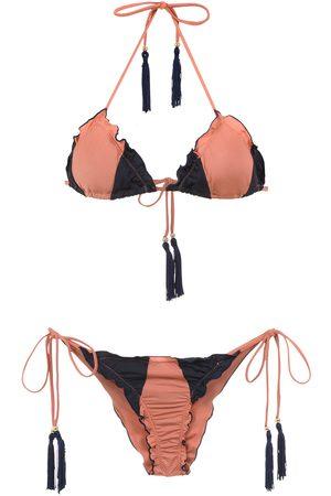 Brigitte Bikini con top triangular
