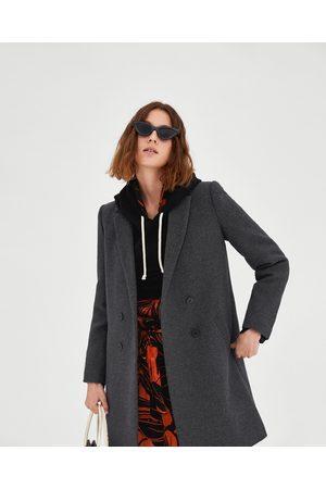 Zara ABRIGO TOMBOY - Disponible en más colores