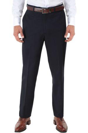 Pantalón de vestir Perry Ellis corte regular fit algodón