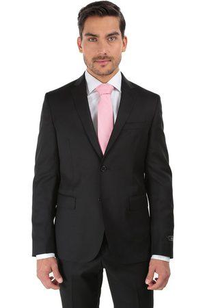Saco de vestir JBE corte slim fit lana