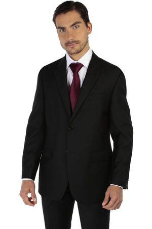 Saco de vestir Calvin Klein corte regular fit lana