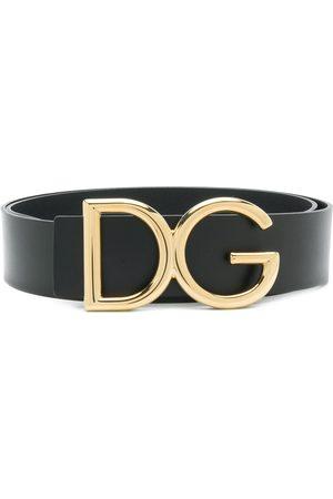 Dolce & Gabbana Cinturón con logo DG