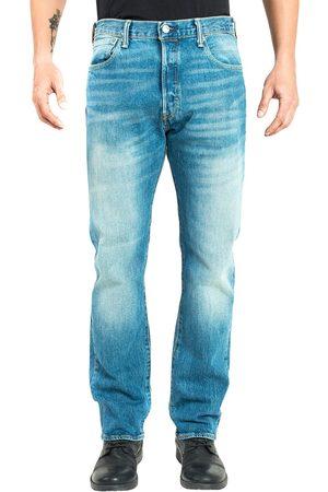 Jeans Levi's 501 corte recto algodón