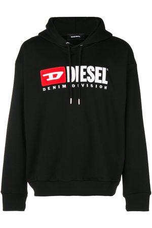 Diesel Hombre Con capucha - Sudadera Felpa con capucha