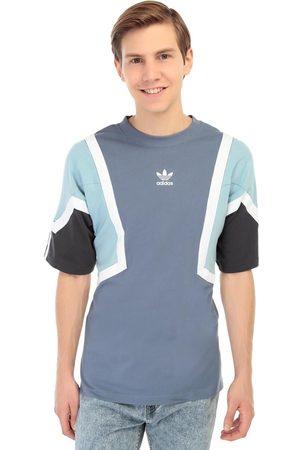 Hombre Polos - Playera Adidas Originals cuello redondo algodón
