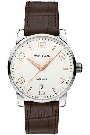 e980c3ec48b2 Hombre Relojes - Reloj para caballero Montblanc Timewalker 110340 café