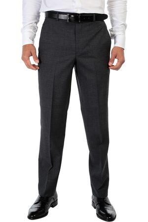 Pantalón de vestir JBE corte regular fit lana