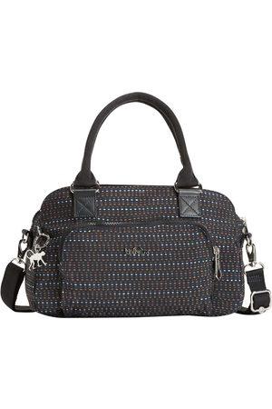 Bolsa satchel con diseño gráfico Kipling Alecto