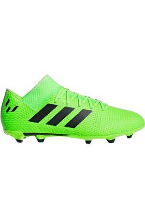 Tenis Adidas Nemeziz Messi 18.3 FG fútbol para caballero. VERDE. Liverpool f6426e6864e8e