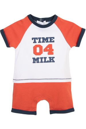Bebé Shorts - Jumpsuit Bolo de algodón para bebé