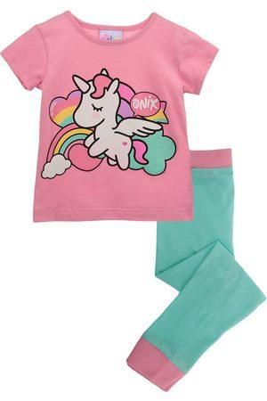 Pijama ONIX de algodón para niña