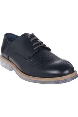 Zapato liso JBE de piel para niño