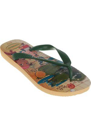 Sandalia con diseño gráfico Havaianas para niño