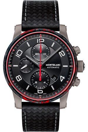 Hombre Relojes - Reloj para caballero Montblanc TimeWalker 114881 negro