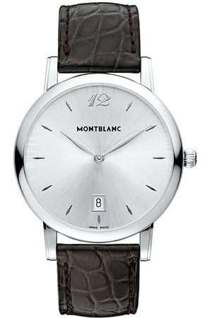 Hombre Relojes - Reloj para caballero Montblanc Star Classique 108770 café