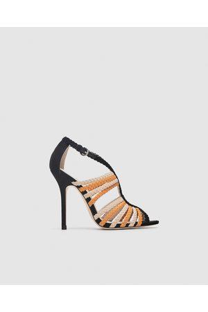 7571531b855 Zapatos de mujer Zara las ¡Compara ahora y compra al mejor precio!