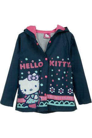 Impermeable con diseño gráfico Hello Kitty para niña