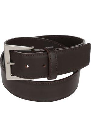 Cinturón Huser de piel