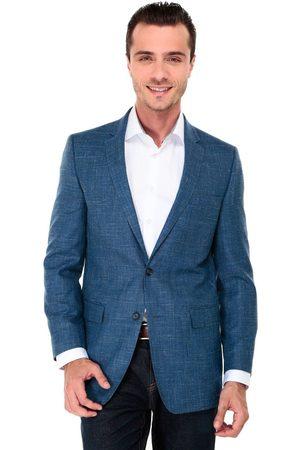 Ropa online Sacos de hombre color azul ¡Compara ahora y compra al ... 1e480ec9541