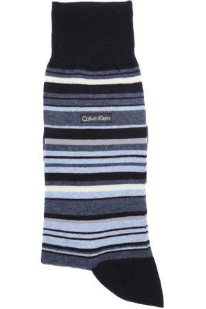 Calcetín a rayas Calvin Klein regular algodón