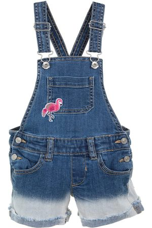 Jumper denim Benetton para niña