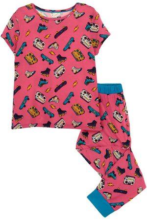 Pijama con diseño gráfico That's It para niña
